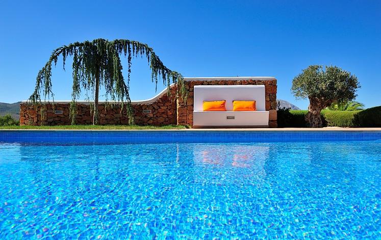 10x5 pool in El Poble Nou de Benitatxell