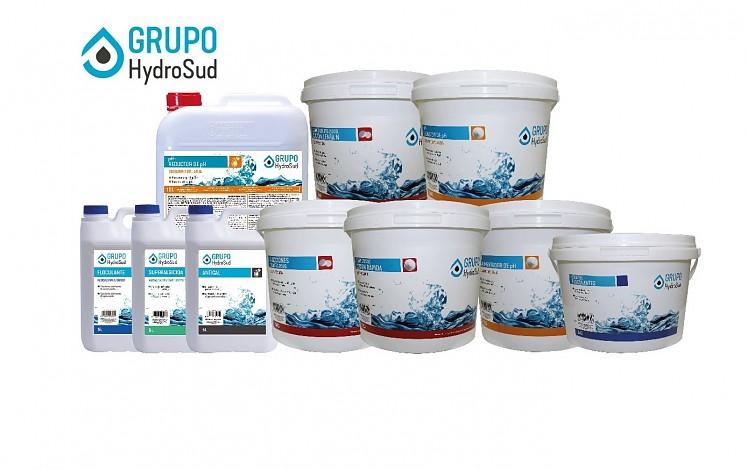 Productos químicos y de tratamiento