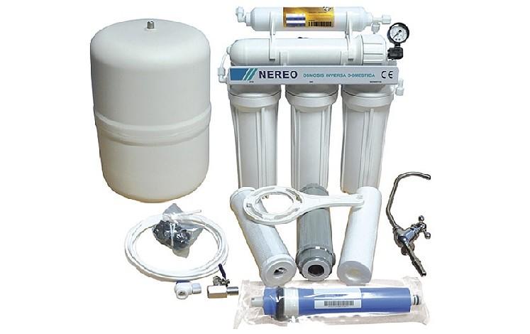 Tratamiento de agua doméstica