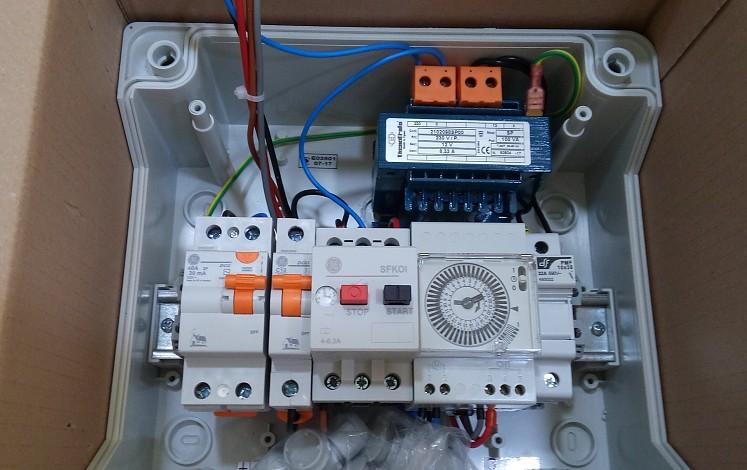 Cuadros eléctricos y domótica