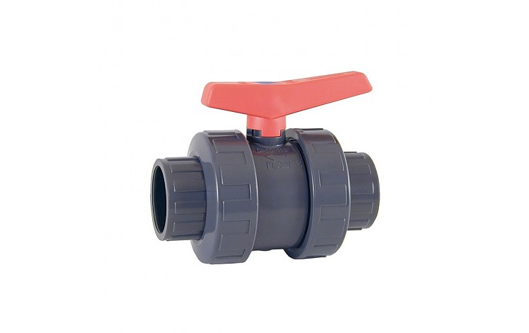 PVC pipes, valves and accessories