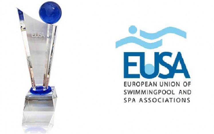 Dos piscinas de Construma candidatas a los premios EUSA